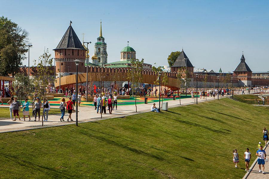 2022-05, Туры в Москву и Тулу из Тольятти в мае, 5 дней (N)